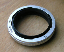 genuine Canon FL FD  manual 10mm extension tube non auto