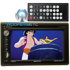 "SOUNDSTREAM VR-651B IN-DASH 2-DIN 6.5"" TV DVD CD MP3 USB BLUETOOTH EQUALIZER NEW"