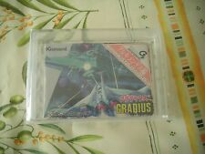 VGA ENCASED FAMICOM GRADIUS ARCHIMENDES NOT FOR SALE VERSION KONAMI COMPLETE