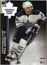 PHIL KESSEL FATHEAD TRADEABLES TORONTO MAPLE LEAFS REMOVABLE STICKER 2011 #12