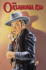 "James Cagney The Oklahoma Kid 1939 Movie Poster  Replica 13x19"" Photo Print"