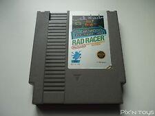 NINTENDO NES / Rad Racer [ NES-RC-FRA ]