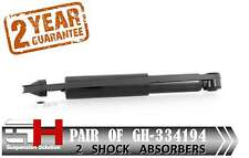 2 BRAND NEW REAR GAS SHOCK ABSORBERS FOR SAAB 9-3 07.2003-  ///GH 334194///