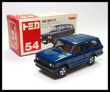 TOMICA #54 RANGE ROVER TYPE 1/64 TOMY DIECAST CAR NEW