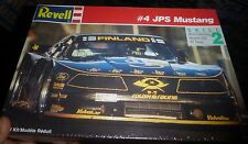 REVELL #4 JPS JOHN PLAYER SPECIAL IMSA MUSTANG 1/25 Model Car Mountain FS