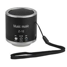 Mini Portable Rechargeable Audio Speaker Radio for MP3 MP4 IPOD