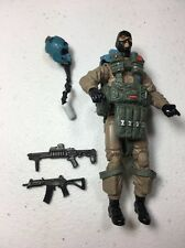 GI Joe Cobra Retaliation Figure Lot Cobra Sgt. Airborne