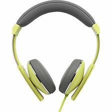 Nakamichi NK2000 Headphones (Yellow/Lime Green) - Brand New & Sealed