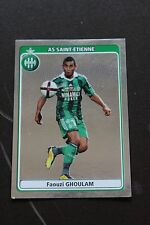Vignette Sticker PANINI Foot 2011 2012 N°425 FAOUZI GHOULAM AS SAINT ETIENNE