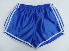 FRENCH Vintage Shorts SIZE S !NEW!  Sprinter Sport Sports Running shiny glanz #2