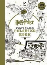 Harry Potter Cartolina Libro Da Colorare
