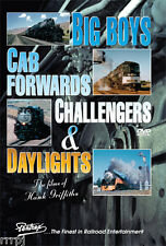 BIG BOYS CAB FORWARDS CHALLENGERS & DAYLIGHTS DVD FILMS OF HANK GRIFFITHS