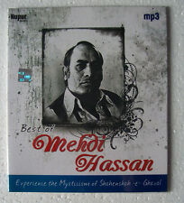 Best of Mehdi Hassan ~ Best Ghazals - Mp3 CD