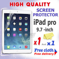 1 new High Quality Screen protective protection film foil for apple iPad Pro 9.7