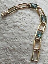 Vintage Diana Krementz Gold Filled Bracelet