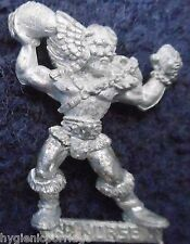 1994 Norse Bloodbowl 3rd Edition Thrower Citadel Norsca Rampager Nordic Viking