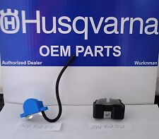 Genuine HUSQVARNA OEM  501812702 & 501812801 288XP 281 181 IGNITION COIL SET