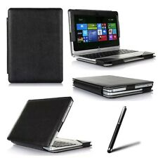 PU Leather Keyboard Portfolio Case Case + Stylus For Acer Aspire Switch 10.1""