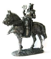 Lead soldier toy,Richard III,on the horse,collectable,rare,gift,detaile