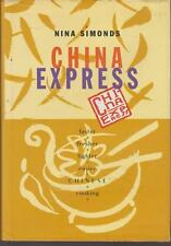 Nina Simonds China Express Cookbook 200+ Lighter Easier Chinese Recipes 1993 1ed