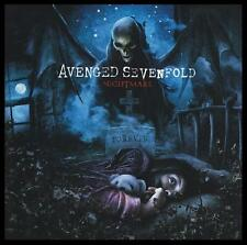 AVENGED SEVENFOLD - NIGHTMARE CD ~ A7X ~ HEAVY METAL~EMO *NEW*