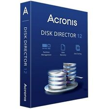 Acronis Disk Director 12 for Windows Software MB DD-12-MB-RT-EN-W