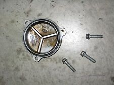 2004 Bombardier CAN AM Outlander 400 4 X 4 oil filter cover, bolts