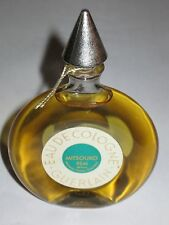 Vintage Guerlain Mitsouko Perfume Bottle/Cologne 45 ML, 1.5 OZ - Sealed/Full