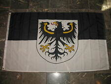 3x5 East Prussia Prussian Eagle Rough Tex Knitted flag 3'x5' Brass Grommets