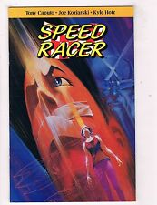 Speed Racer #1 VF Now Comics 5th Anniversary Comic Book Caputo July DE40 AD14