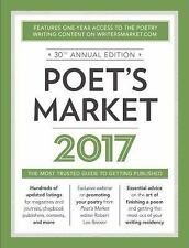 Poet's Market 2017: The Most Trusted Guide for Publishing Poetry (Paperback)