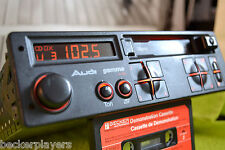 Audi Gamma 3 (M327) Blaupunkt 90's car radio player for Quattro 200 100 90 80 !