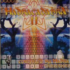 Hadra ‎– Hadracadabra II 2 rare psy goa trance CD Z-Machine Atomic pulse SHOTU