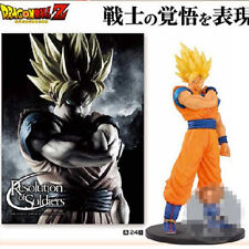 Banpresto Dragon Ball Z resolution of sodiers Son Goku PVC Figure Presale
