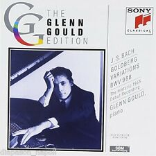 Glenn Gould Edition - Bach: Goldberg Variations (1955) - CD