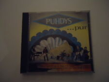 PUHDYS ...PUR -  CD 1996