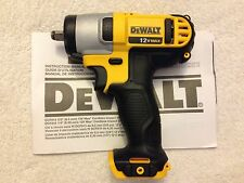 "New Dewalt DCF813B 3/8"" 12 Volt 12V Max Impact Wrench Lithium Ion"