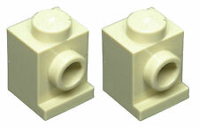 Missing Lego Brick 4070 Tan x 2  Brick 1 x 1 with Headlight