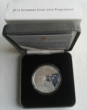 2012 Ireland €10 Silver Proof Coin Europa Program European Artists Jack B Yeats