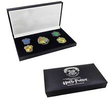 5PCS Badge Hogwarts House Harry Potter Metal Brooch Pin Party Jewerly With Box