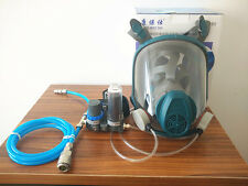 KBS 6280 Gas Mask Form a complete set of Circulating air supply  (Same 3M 6800)