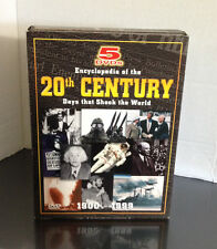 Encyclopedia of the 20th Century: Days That Shook the World - 5 Pack (DVD, 2003)