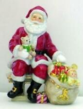 ROYAL DOULTON HOLIDAY TRADITIONS MINI SANTA FIGURE BNIB