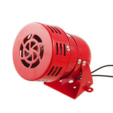 mini Motor Sirene Industrie Alarmsirene Alarm Summer 24V