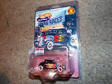 Hot Wheels '32 Ford Coupe Hot Rod Mag. Limited Edition MOC RARE