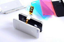 Dual SIM Card Adapter Nano SIM Converter for Apple Samsung iPhone 6 6S 6 Plus