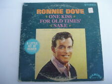 RONNIE DOVE - One Kiss For Old Times' Sake - DIAMOND LP