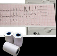 1+ Thermal Printing Recording Paper for Patient Monitor ECG EKG machine 80mmx20m