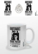 Harry Potter Undesirable Number 1  One Mug Official Magic Wizard Spell Gift