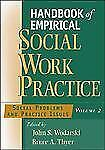 Handbook of Empirical Social Work Practice, Social Problems and Practice Issues